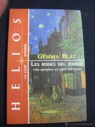 Primera edició llibre La roda del zodíac